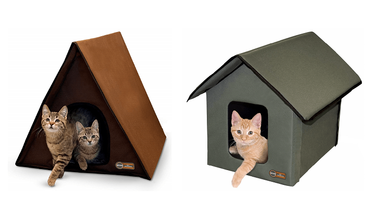 Best Outdoor Heated Cat House Or Cat Shelter Buying Tips Reviews